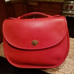 New Vintage Classic Coach Plaza Bag Large #9865